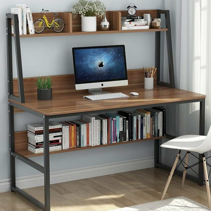 Tribesigns 47-Inch Computer Desk