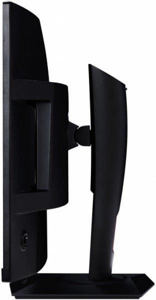 ViewSonic XG3240C gaming monitor side