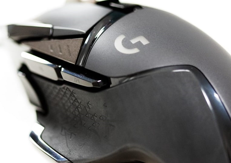 Logitech G502 Hero mouse