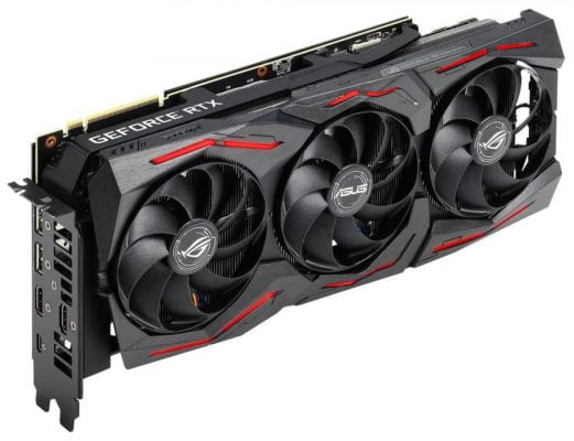 Asus ROG Strix GeForce RTX 2080 SUPER OC edition